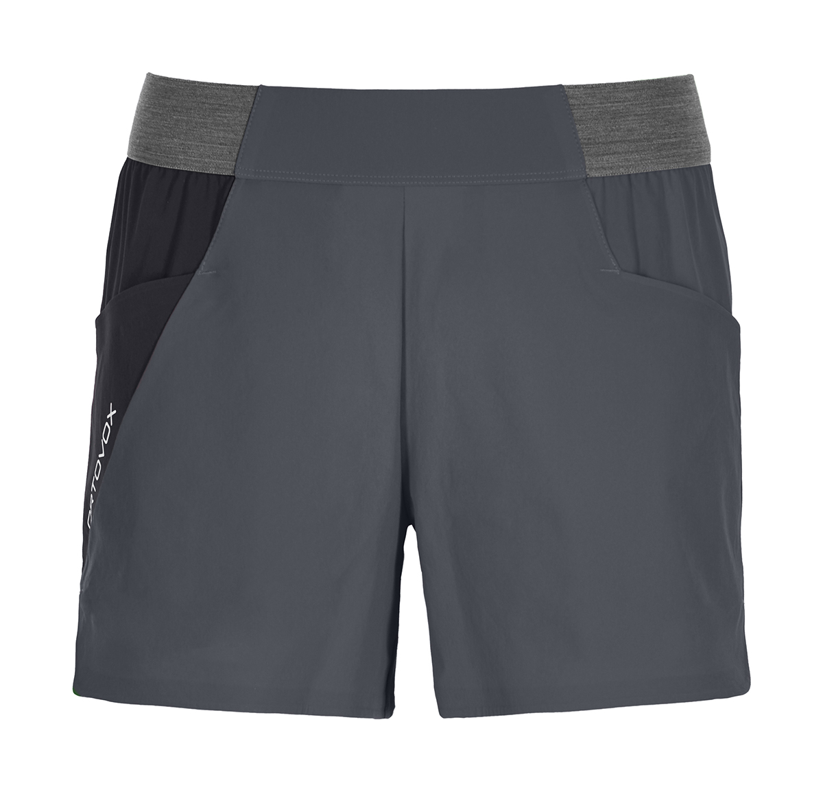 ORTOVOX W's Piz Selva Light Shorts Black Steel