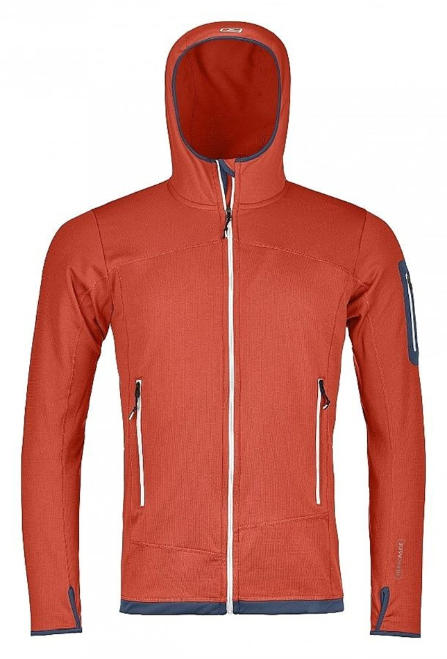 Ortovox Fleece Light Hoody High
