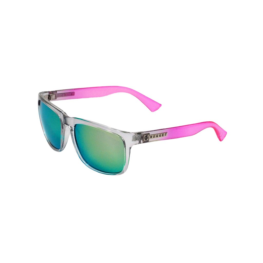 NUGGET SHELL SUNGLASSES C - PINK