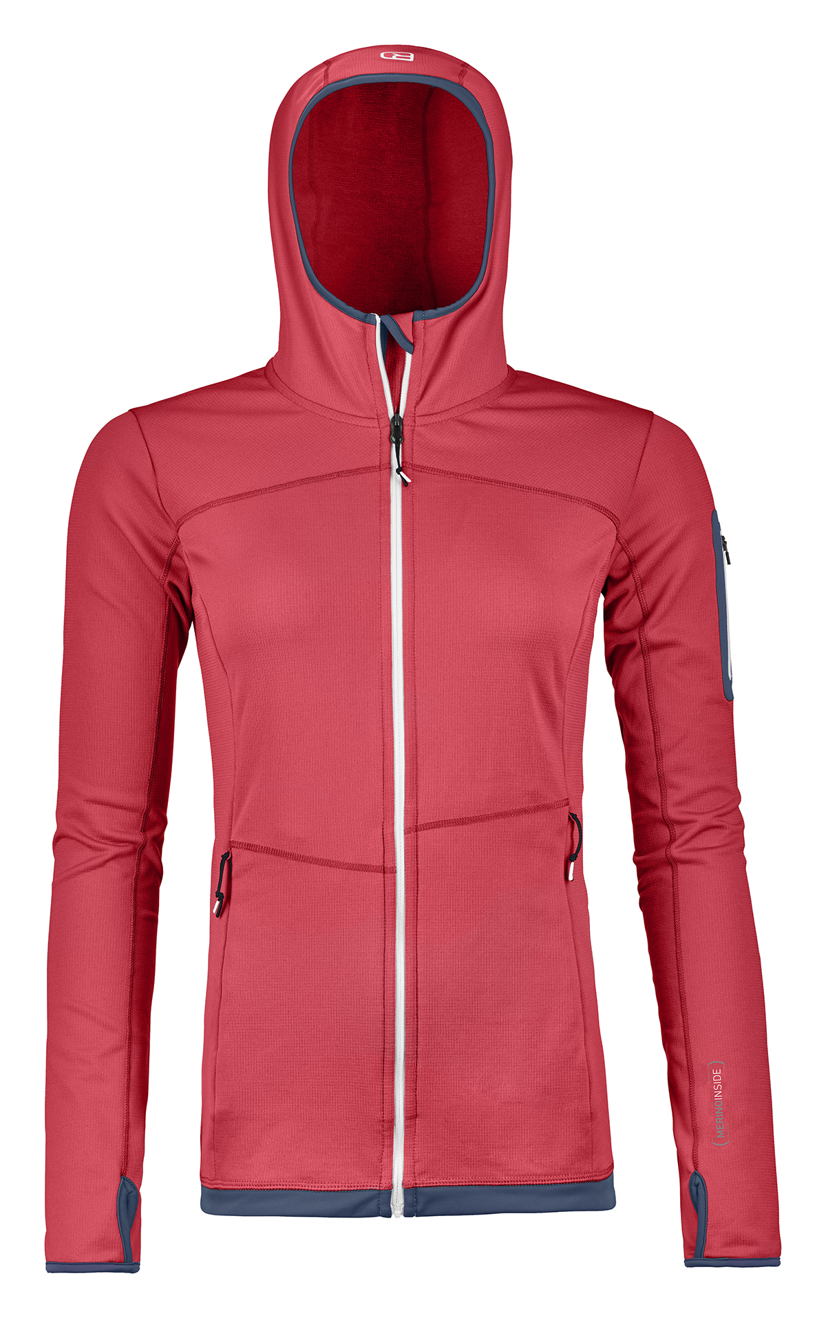 Ortovox W's Fleece Light Hoody High