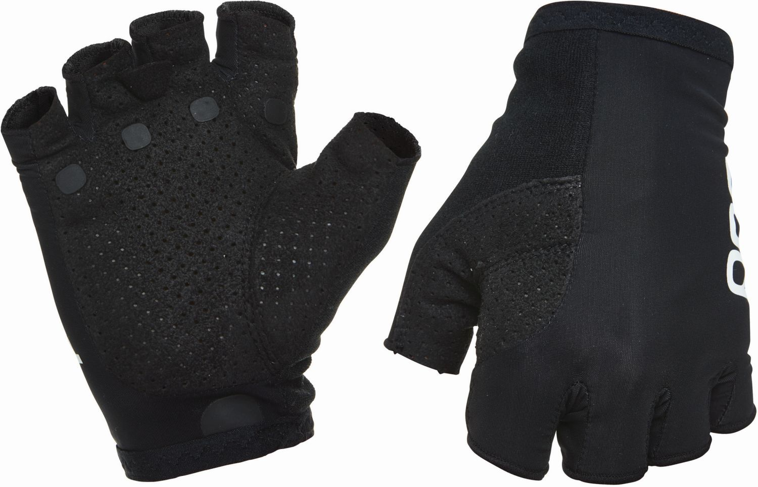 POC Essential Short Glove Uranim Black