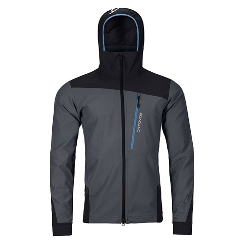 Ortovox PALA Jacket black steel