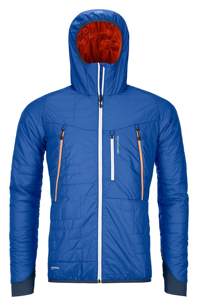 Bunda Ortovox Piz Boe Jacket Just Blue
