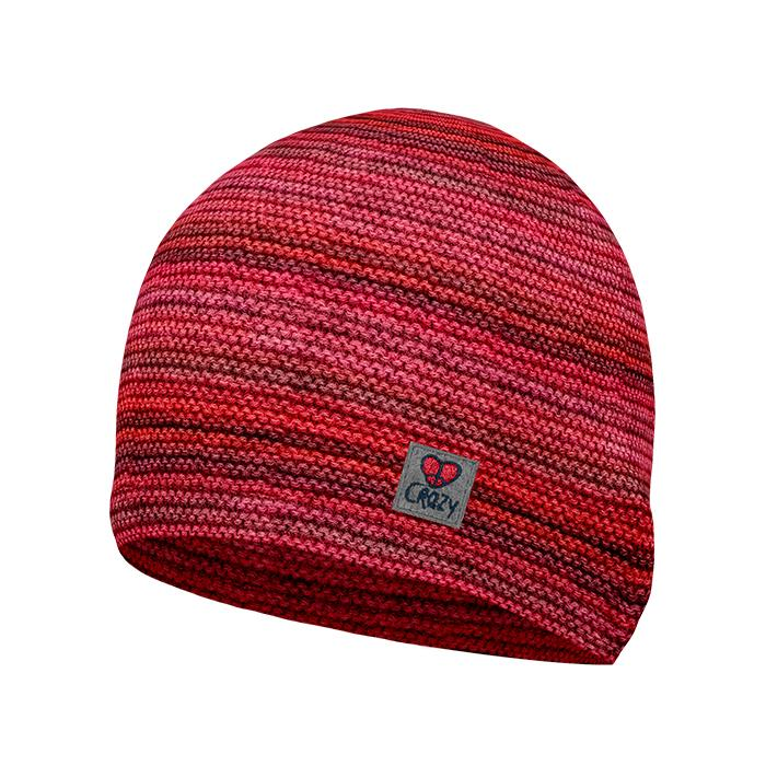 CRAZY IDEA Cap Chromatic RED