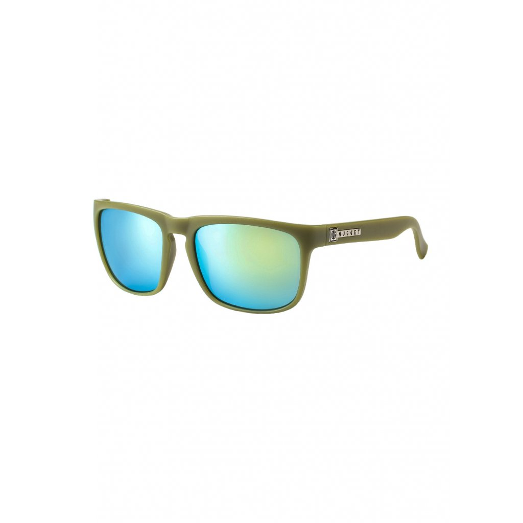NUGGET SPIRIT SUNGLASSES E - GREEN