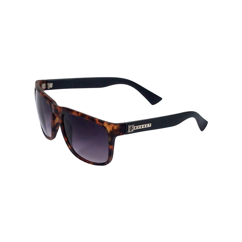 NUGGET SHELL SUNGLASSES E - TORT