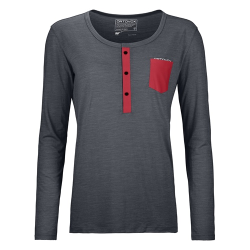 Ortovox W's 120 Cool Tec Long Sleeve
