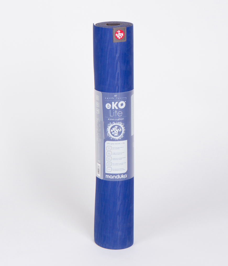 Manduka eKO Lite Mat 4 mm New Moon