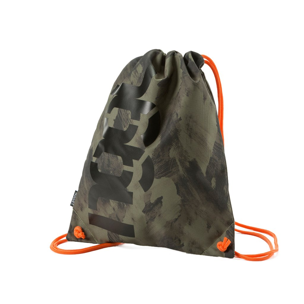 PYTLÍK NUGGET HYPE 2 BENCHED BAG D - DEBRIS ARMY PRINT