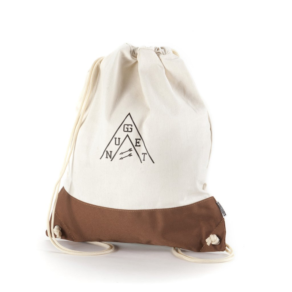 PYTLÍK NUGGET LATTE BENCHED BAG B - OFFWHITE